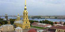 Webcam Saint Petersburg - Peter and Paul fortress