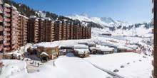 Webcam Albertville - La Plagne Ski Resort