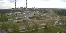 Webcam Lodz - Power Plant Veolia Energy