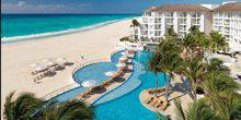 Webcam Playa del Carmen - View of Playacar Palace