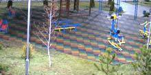 Webcam Manganese - Playground in the new park