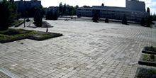Webcam Rubezhnoye - Central Lenin Square