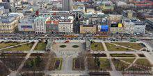 Webcam Warsaw - Parade square