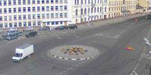 Webcam Pskov - October square