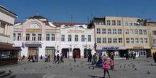Webcam Uzhgorod - Theatre Square