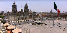 Webcam Mexico - Constitution Square