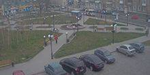 Webcam View of the Avenue of Victory
