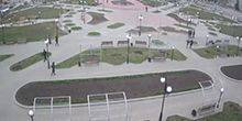 Webcam Berdyansk - Unity Square (First Berdyansk Council)