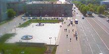 Webcam Cherkassy - Cathedral square