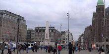 Webcam Amsterdam - Dam Square and Dam Monument CAM2
