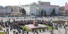 Webcam Kherson - Victory Square