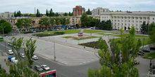 Webcam Kherson - View of the Kherson city Council
