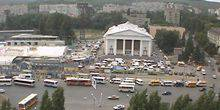 Webcam Saratov - The square named after Lenin
