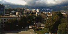 Webcam Yalta - Review of the waterfront