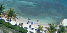 Webcam Lucea - Beach Lasbrisas