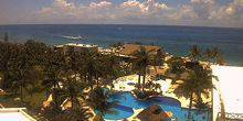 Hotel with swimming pool on the island of Cozumel San Miguel de Allende