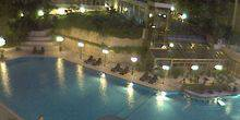 Webcam Sochi - Pool in the hotel complex