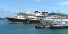 Webcam Nassau - Sea port