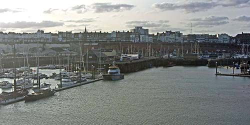 Webcam Ramsgate - Sea port