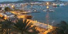 Webcam Ibiza - Sea port