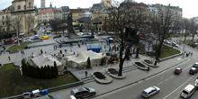 Webcam Lviv - Center of Lviv - Liberty Avenue