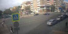 Webcam Rostov-on-don - Greetings from Pushkinskaya street