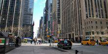 Webcam New York - View of Fifth Avenue