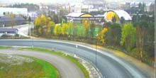 Webcam Trondheim - Leangen Travbane Racetrack