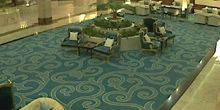 Webcam Sochi - The reception is at a hotel