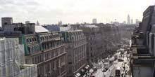 Webcam London - Regent Street