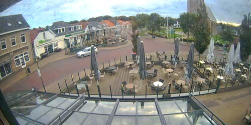 Webcam Middelburg - Fairgrounds in Coastal Renesse