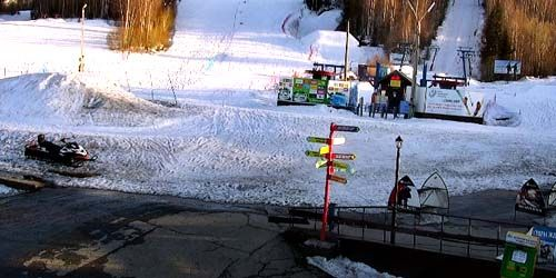 Webcam Baikalsk - Mountain ski resort Sobolinaya