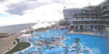 Webcam Odessa - Pool at Resort & SPA Hotel NEMO