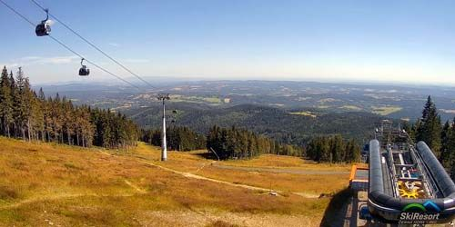 Webcam Trutnov - Ski resort Cerna Gora