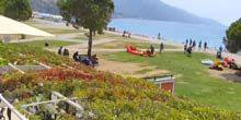 Restaurant on the waterfront Fethiye