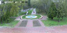"Webcam Ternopol - Park ""National revival"""