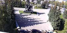 Webcam Ufa - Heroes of the Revolution Square
