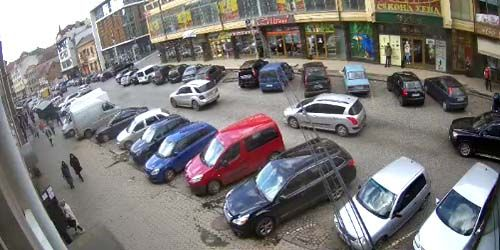 Webcam Uzhgorod - RIO PLAZA shopping and office center