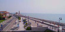 Webcam Caorle - Rocky embankment