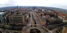 Webcam Szczecin - Rodel Square, panoramic view