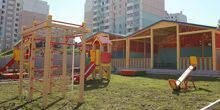 Webcam Khabarovsk - A new kindergarten in the street Sysoev