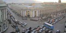 Webcam Saint Petersburg - Garden street