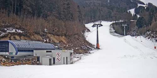 Webcam Zvolen - Salamandra Ski Resort
