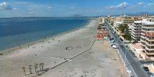 Webcam Valencia - The Beaches Of Santa Pola