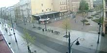 Webcam Lodz - Leon Schiller Square