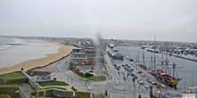 Webcam Saint-Malo - Beaches, yachts, the sea