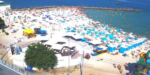 Webcam Odessa - Seagull Beach, panoramic view