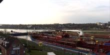 Webcam Keel - Gateway passage from the Kiel Canal