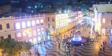 Webcam Macau - Senado Square, fountain view