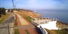 Webcam Odessa - Embankment in the town of Sergeevka